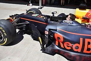 Formel 1 Analyse Formel-1-Technik: Red Bull arbeitet an