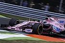 F1 2017 in Monza: Startplatzstrafe auch gegen Sergio Perez