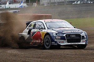 World Rallycross Son dakika Heikkinen, Ekstrom'ün WRX takımından ayrıldı
