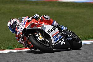 """MotoGP Últimas notícias Rossi: """"Ducati é a moto a ser batida na Áustria"""""""