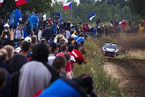 WRC Actualités Le Rallye de Pologne explique son éviction par