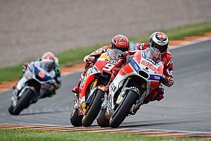 MotoGP Ultime notizie Marquez sprona Lorenzo: