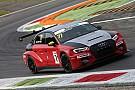TCR Italia Enrico Bettera con l'Audi di Pit Lane Competizioni per il 2018