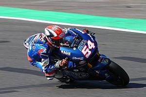 Moto2 Relato de classificação Pasini supera Márquez e é pole em Silverstone