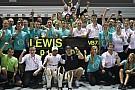 Hamilton recordó a Senna mientras corría en Singapur
