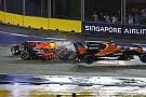 L'accrochage Vettel-Verstappen-Räikkönen sous enquête