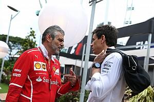 Вольф выразил сочувствие Ferrari после гонки в Сингапуре