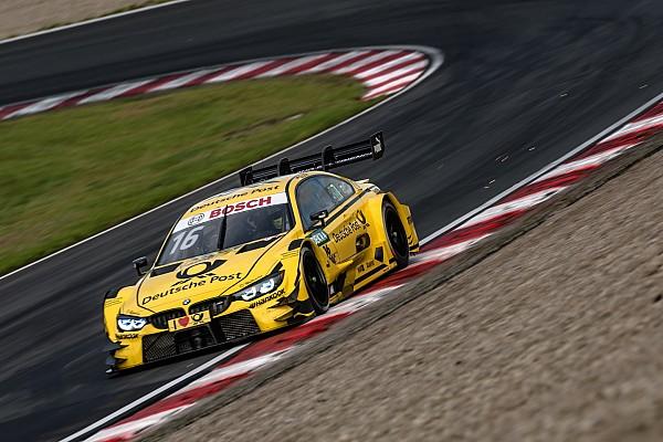 DTM Reporte de calificación Glock logra la pole en un 1-2-3-4 de BMW en Zandvoort