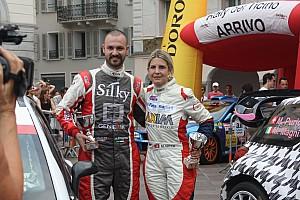 Rallye suisse Interview Crugnola :