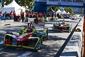 Formula E Breaking news Di Grassi