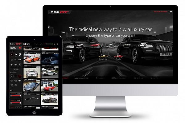 Автомобили Новости Motorsport.com Motorsport Network запускает сервис покупки автомобилей MotorGT.com
