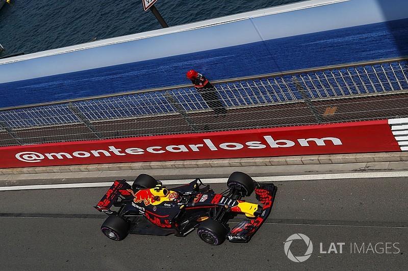 Newey defiende la estrategia de Red Bull en Mónaco