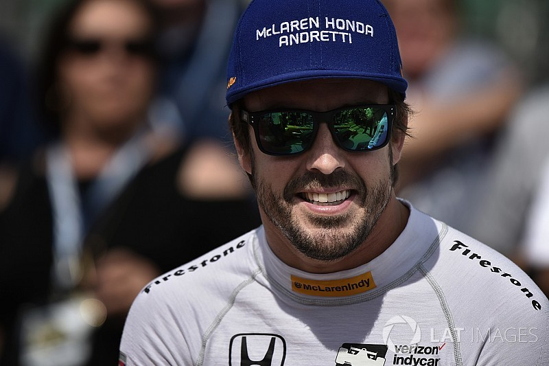 Brown elogia a Fernando Alonso: