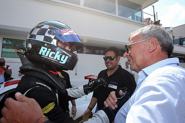 Carrera Cup Italia, Vallelunga: Rovera chiama e Pera risponde