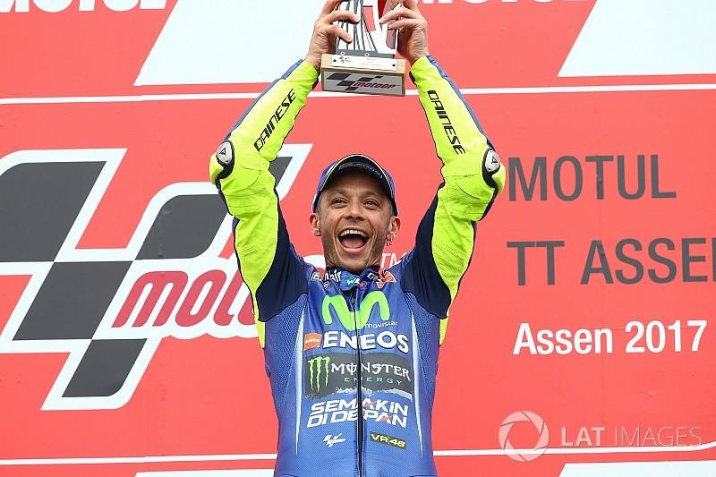 """Rossi : """"nada está decidido, el campeonato está abierto"""""""