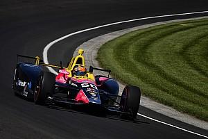 IndyCar Réactions Débuts difficiles et un crash pour le rookie Jack Harvey
