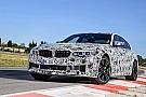 Automotive BMW M5 2017: propulsión trasera o tracción total, a gusto del conductor