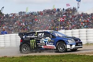 World Rallycross Résultats Championnats - Kristoffersson nouveau leader, Peugeot passe deuxième