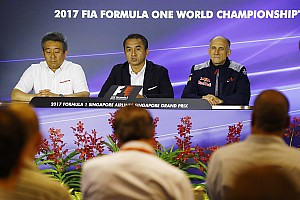 Formula 1 Press conference Singapore GP: Friday's press conference