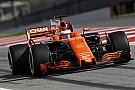 McLaren: Leistung bei F1-Test weit hinter den Erwartungen zurück