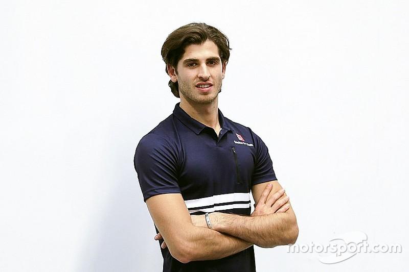 У Sauber підтвердили заміну травмованого Верляйна на Джовінацці