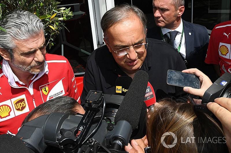 Marchionne: Cél a stabilitás a csapat minden szintjén