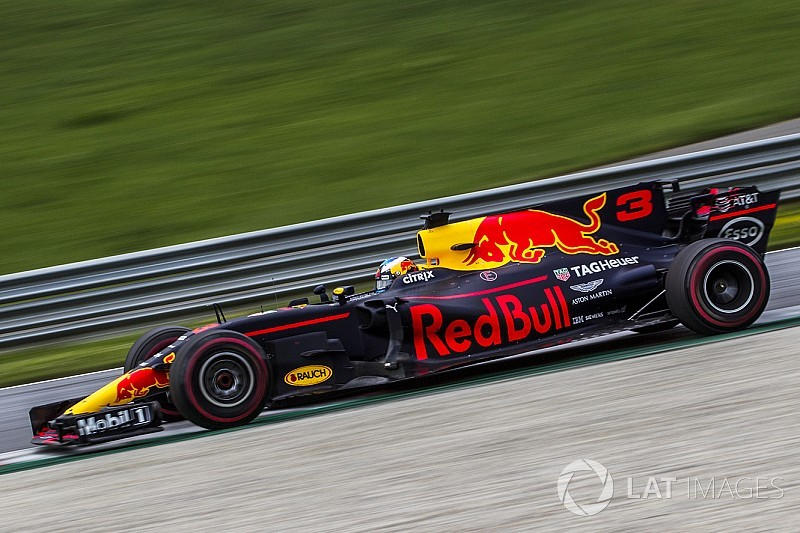 【F1】レッドブル「オーストリアGP後のパフォーマンスに期待」