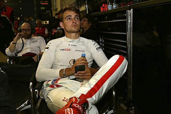 La colonna di Nico Müller: che dramma la 24 Ore del Nürburgring!