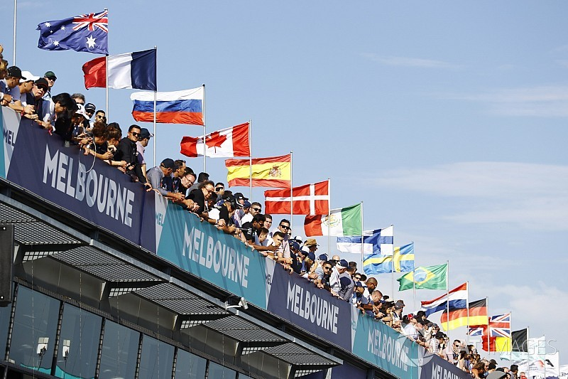 Why F1 needs an epic Olympics ritual