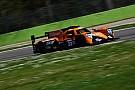 Memo Rojas termina como el segundo más rápido en Monza