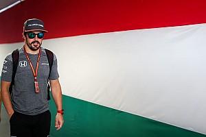 F1 Noticias de última hora Alonso: el único momento positivo del 2017, ha sido Indy