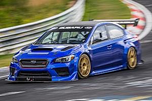 Autó BRÉKING Hivatalosan is a Subaru modellje lett a leggyorsabb szedán a Nürburgringen