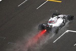 Formule 1 Résumé d'essais libres EL1 - Brouillard, pluie et drapeaux rouges à Shanghai