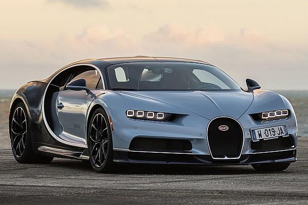 Auto Actualités La Bugatti Chiron capable d'atteindre 450 km/h?