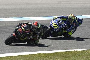 MotoGP Son dakika Rossi: Tech 3'ün fabrika Yamaha'larını yenmesi problem değil