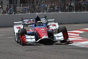 IndyCar Breaking news Foyt puzzled by Daly braking woes in St Pete qualifying