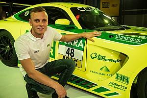 GT-Masters News Marvin Kirchhöfer fährt 2017 für HTP Motorsport im GT-Masters