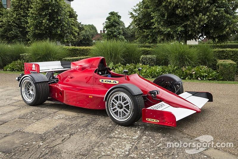 Quand une F1 était homologuée pour la route