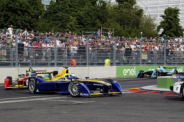 Formula E Formula E barriers to protect Christmas markets after Berlin terror attack