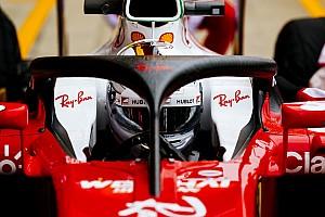 Formula 1 Breaking news Halo
