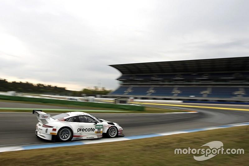 GT-Masters in Hockenheim: Renauer/Ragginger starten von der Pole-Position