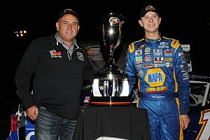 NASCAR Breaking news Todd Gilliland looks to continue winning streak this weekend