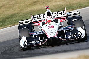 """IndyCar Breaking news Castroneves predicts """"fun"""" high tire degradation race at Sonoma"""