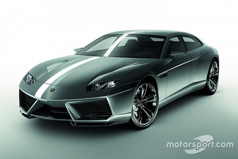 Domenicali zegt niet meteen nee tegen vierdeurs sedan Lamborghini
