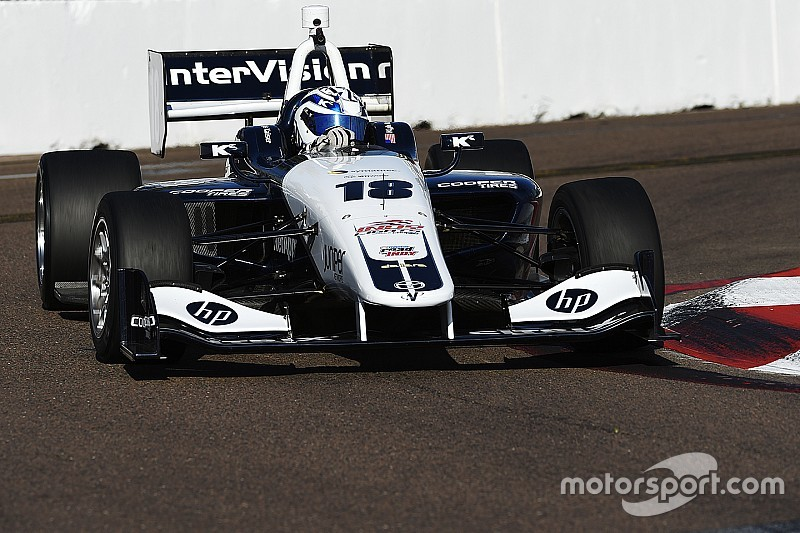 Kaiser takes maiden Lights pole at St. Pete
