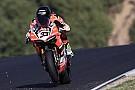WSBK Melandri, el más rápido en Jerez con las Kawasaki ausentes