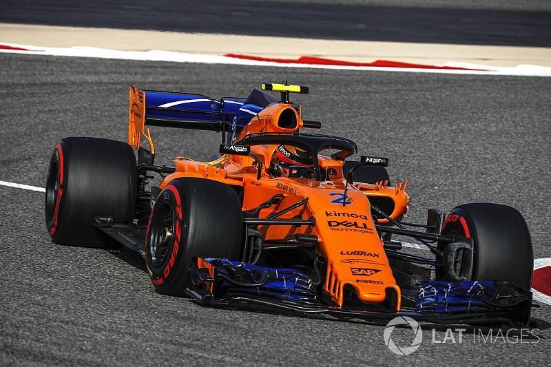 Vandoorne: Toro Rosso ve Honda'yı yakalamalıyız