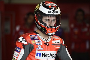 MotoGP Actualités Pour Lorenzo, la direction de course doit prendre des mesures fortes