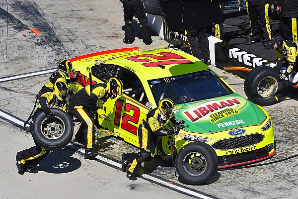 NASCAR Cup Four NASCAR Cup teams fined for Martinsville lug nut issues