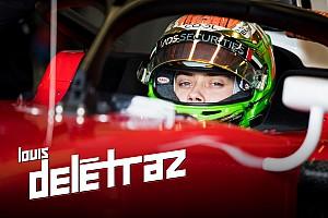 FIA F2 Chronique Chronique Louis Delétraz – Sous l'œil de Ferrari en 2018